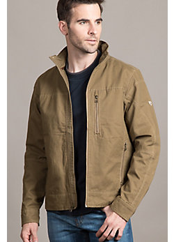 Kuhl Burr Canvas Jacket