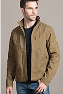 Men's Kuhl Burr Zip-Front Canvas Jacket