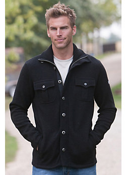 Men's Kuhl Spy Wool Sweater Jacket