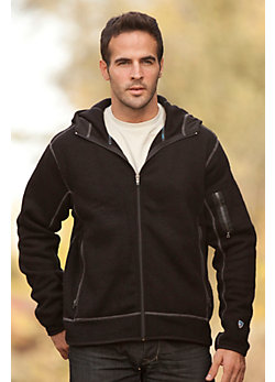 Men's Kuhl Scandinavian Full-Zip Fleece Hoodie
