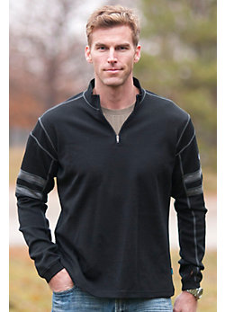 Men's Kuhl Team 1/4-Zip Merino Wool Pullover