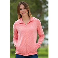 Women's Kuhl Moongazer Hoodie, Hibiscus, Size Large (8) Western & Country