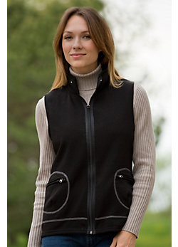 Women's Kuhl Istria Zip Fleece Vest