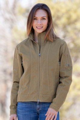 Kuhl Sidney Burr Combed Cotton Jacket