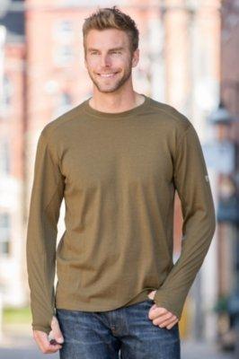 Kuhl Skar Merino Wool Crew Shirt