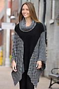 Women's Freya Alpaca Wool Poncho