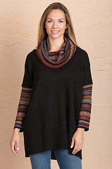 Johanna Alpaca Wool Sweater