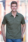 Kuhl Razr Cotton-Blend Polo
