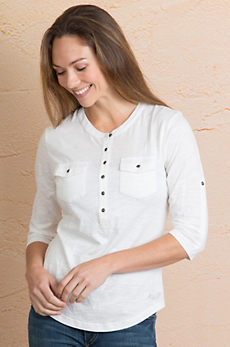 Kuhl Khloe Organic Cotton Shirt