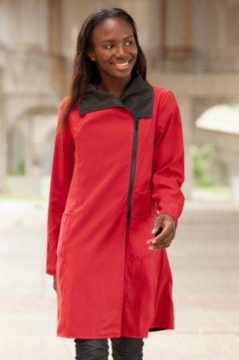 Moxie Reversible Lightweight Coat