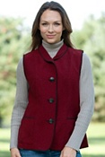 Women's Pagosa Fleece Vest