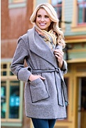 Women's Boulder Fleece Coat