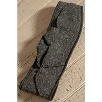 """Women's Salida Fleece Headband, Coal (22"""" Circumference) Western & Country"""