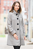 Becka Fleece Coat