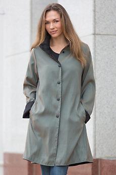 Janska Simone Reversible Lightweight Coat