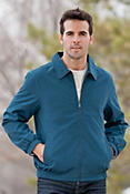 Rainforest Lanford Microfiber Bomber Jacket