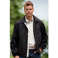 Men's Rainforest Oceania Microfiber Jacket, Black, Size Xlarge (48-50) Western & Country