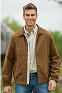 Men's Rainforest Oceania Microfiber Jacket