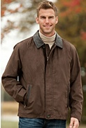 Men's Bayfield Suede Twill Jacket