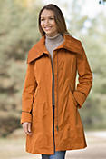 Women's Seattle Raincoat with Zip-Out Warmer