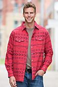 Ryan Michael Beacon Cotton Shirt