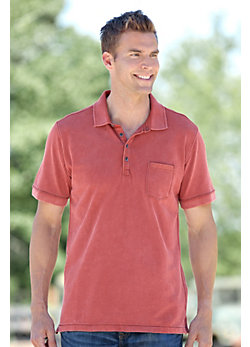 Men's Weber Cotton Polo Shirt