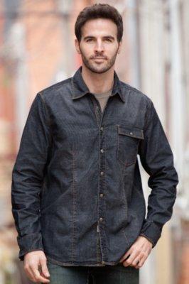 Gavin Cotton Corduroy Shirt