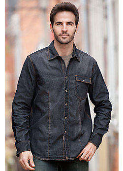 Men's Gavin Cotton Corduroy Shirt