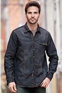 Gavin Cotton Corduroy Shirt