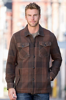Jeremiah Shelby Cotton Corduroy Jacket