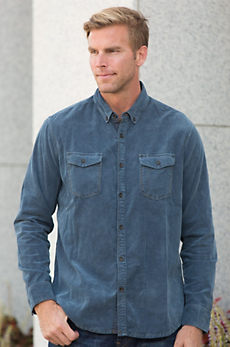 Jeremiah Jaymes Cotton Corduroy Shirt