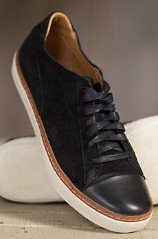 Men's J Shoes Pitt Suede Sneakers
