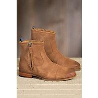 Women's J Shoes Navarra Short Leather Boots, COUIO