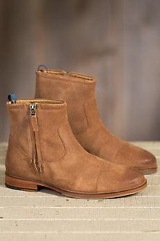 Women's J Shoes Navarra Short Leather Boots
