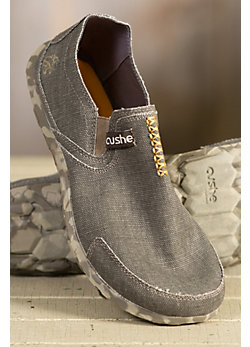 Men's Cushe Canvas Slippers