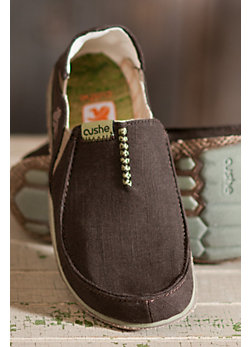 Men's Cushe Surf Slipper Canvas Shoes