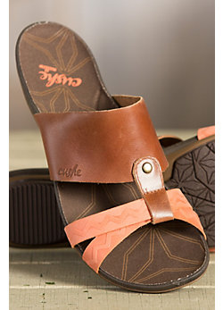 Women's Cushe Coquira Leather Sandals
