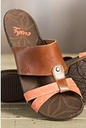 Women's Cushe Coquira Leather Sandals