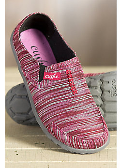 Women's Cushe Slipper II Canvas Shoes