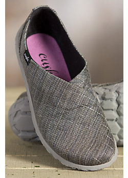 Women's Cushe Slipper Loa Canvas Shoes