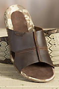 Men's Cushe Argos Leather Sandals