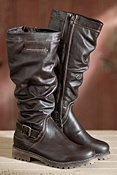 Women's Addie Leather Boots