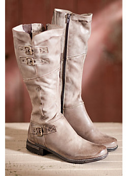 Women's Tanya Leather Boots