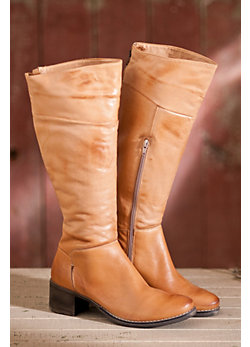 Women's Joplin Knee-High Leather Boots