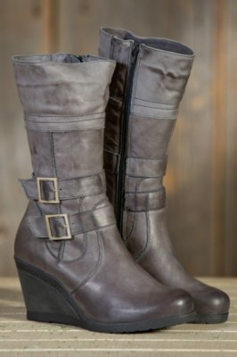 Women's Overland Larya Leather Boots