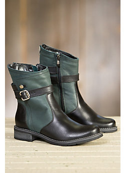 Women's Overland Polly Wool-Lined Leather Boots