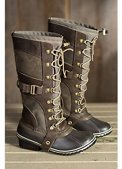 Women's Sorel Conquest Carly Boots