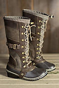 Women's Sorel Conquest Carly Waterproof Boots