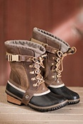 Women's Sorel Conquest Carly Short Boots