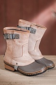 Women's Sorel Slimpack Short Riding Boots